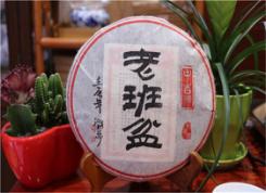 中吉号古树茶 - 老班盆2014