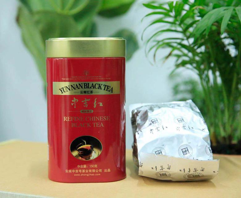 中吉号古树滇红 - 香红螺(红茶)