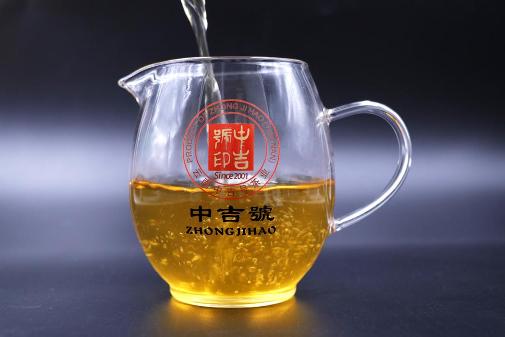 中吉号普洱茶